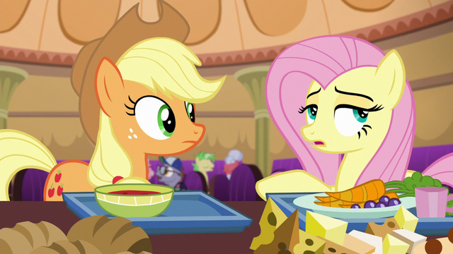 "File:Fluttershy ""he's better off with them fighting"" S6E20.png"