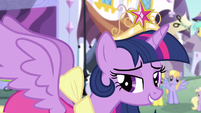 Princess Twilight everything is fine S3E13