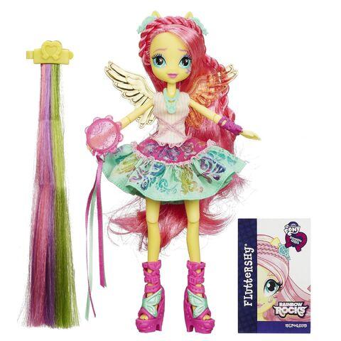 File:Rainbow Rocks Fluttershy Rockin' Hairstyle Doll.jpg