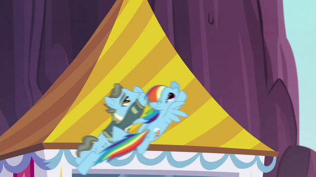 File:Rainbow and Wind Rider flying together S5E15.png
