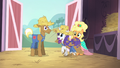 """Rarity """"what Applejack is trying to say"""" S4E13.png"""