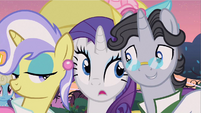 Rarity huh you too S2E9