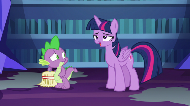 """File:Twilight Sparkle """"gonna feel that in the morning"""" S6E21.png"""
