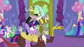 """Discord """"what are we going to do with her?"""" S7E1.png"""