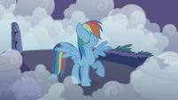 "Rainbow Dash ""oh, yeah, me!"" S1E02"