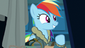 Rainbow Dash excited to see her friends S6E24.png