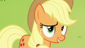 """Applejack """"we'll see if that Svengallop truly"""" S5E24.png"""