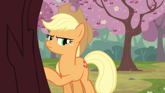 File:Applejack still S2E14.png