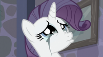Rarity sad face S5E02