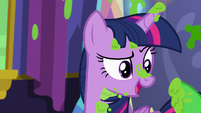"Twilight Sparkle ""we can totally do this"" S7E3"