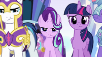 Twilight starts to get the message S6E16