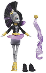 Zecora Equestria Girls Ponymania doll
