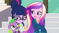 """Cadance """"you'd certainly be missed"""" EG3"""