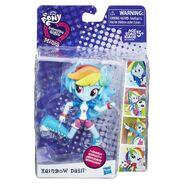 Equestria Girls Minis Rainbow Dash Everyday packaging