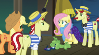 "Fluttershy ""sure this is a good idea"" S6E20"