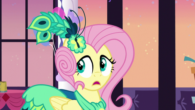File:Fluttershy telling a boring story S5E7.png