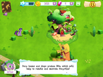 Windmill and Library MLP Game