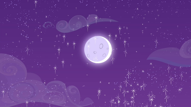 File:Glittery moon in the Crystal Empire sky S4E25.png