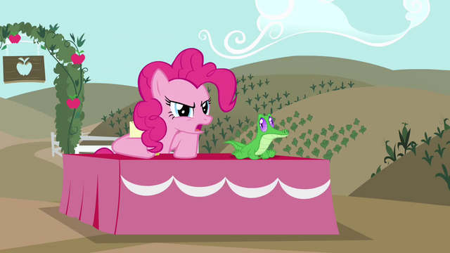 File:Pinkie Pie 'this is the most daring...' S4E3.png