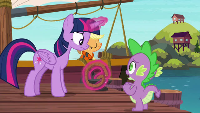 File:Twilight unties the boat's mooring line S6E22.png