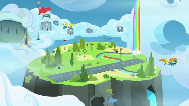 File:Bird's-eye view of Wonderbolts Academy S6E7.png
