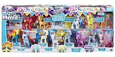 MLP The Movie Friendship Festival Party Friends Set packaging
