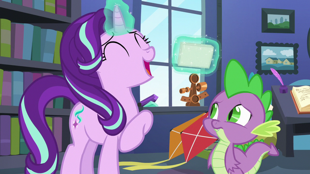 File:Starlight Glimmer laughing confidently S6E21.png
