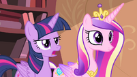 Twilight 'Need anything else' S4E11