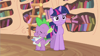Twilight not enjoying this S2E20