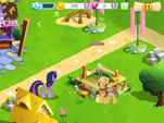 Building Cherry Stand MLP Game