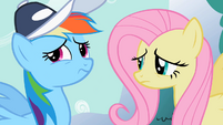 Fluttershy 'let him try' S2E07