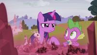 """Spike """"you think?"""" S5E25"""
