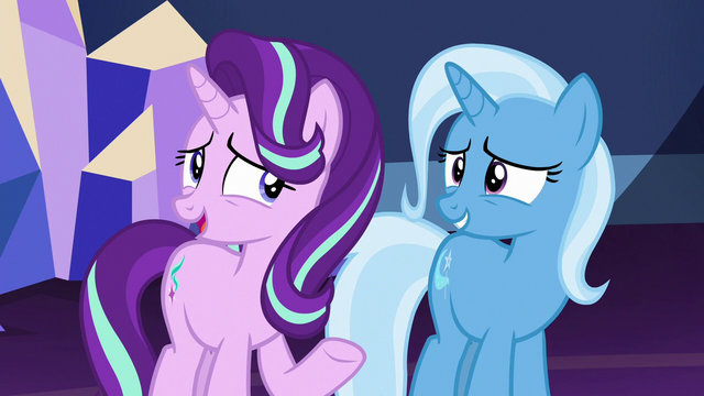 """File:Starlight """"I learned a friendship lesson"""" S7E2.png"""