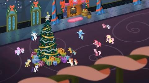 """Swedish My Little Pony - """"Hearth's Warming Eve is Here Once Again"""""""