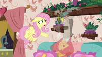 """Fluttershy """"your not-normal normal self!"""" S7E12"""