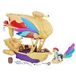 Guardians of Harmony Rainbow Dash Swashbuckler Pirate Airship