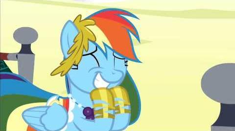 Rainbow Dash - (fangirl squeal)