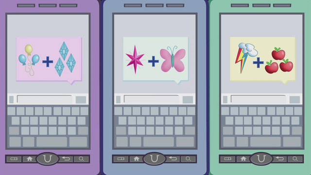 File:Rarity, Twilight, and Dash's phones EG2.png