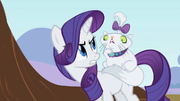 Rarity 'say you're sorry' S2E07
