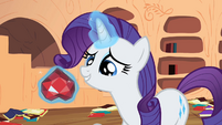 Rarity I don't know S2E10