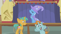 "Snips ""no, in all of Equestria"" S1E06"