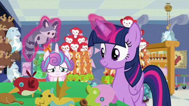 File:Twilight placing toys on the checkout line S7E3.png