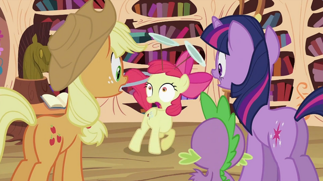 File:Apple Bloom speaking French 3 S2E06.png