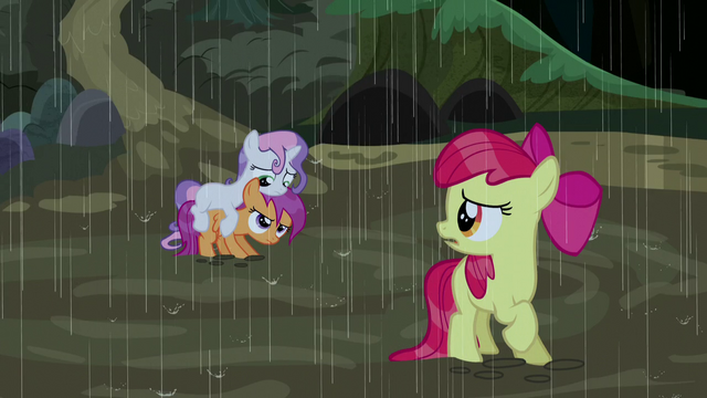 File:Cutie Mark Crusaders soaking wet S5E6.png