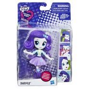 Equestria Girls Minis Rarity Everyday packaging