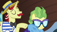 """Flam """"doesn't think you can keep a resort"""" S6E20"""