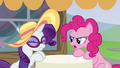 "Pinkie ""made me burn perfectly good cake!"" S6E21.png"