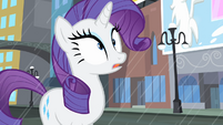 Rarity 'I'm disqualified!' S4E08