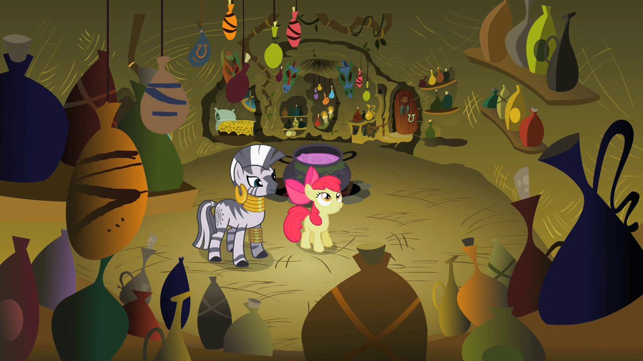 Zecora  My Little Pony Friendship is Magic Wiki  FANDOM