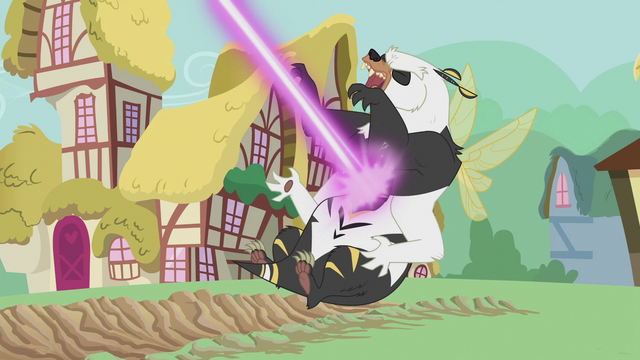 File:Bugbear struck by magic beam S5E9.png